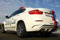 bmw x6 m safety car bglowne
