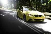 bmw m3 dakar yellow 20glowne2