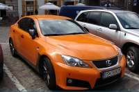 lexus is f lambo 2 glowne