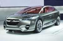subaru hybrid tourer concept 16glowne