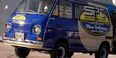 1969 subaru spt parts delivery van1
