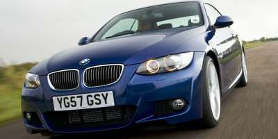 bmw 320d coupe 2