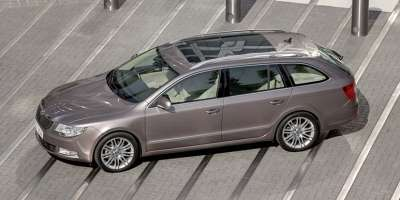 skoda superb estate 45
