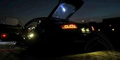 model lightsglowne