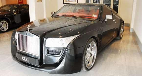 rolls royce coupe dc design 87glowe