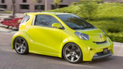 scion iq concept 45