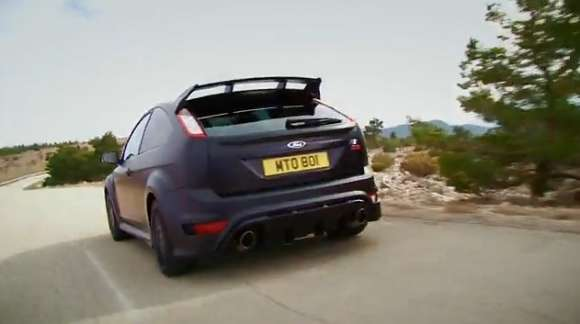 fordfocusrs500wideo glo