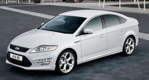 2011 ford mondeo 00 glo