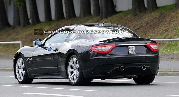 Maserati GranTurismo - Facelifting, czy odpowiednik Scuderii?