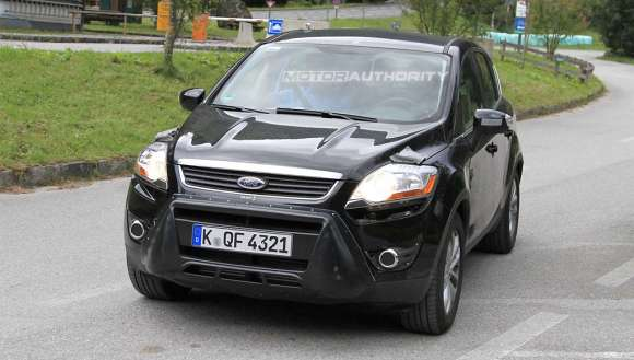 2012 ford kuga facelift spy shots 100321418 l glo