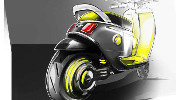 mini scooter e 2 glo