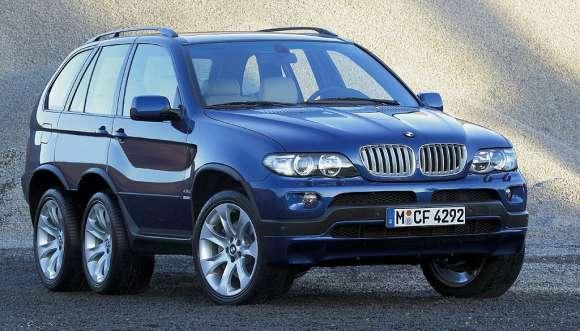 2008 bmw x7 autohumor 100821 glo