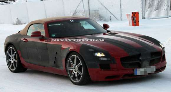 2012 mercedes sls amg roadster 01 glo