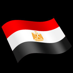 egypt flag8546 glo