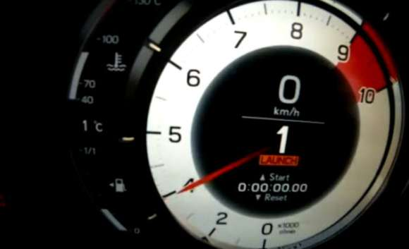video lexus lfa acceleration to 260kmh glo