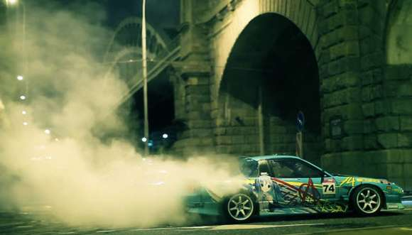 moscow drift glo