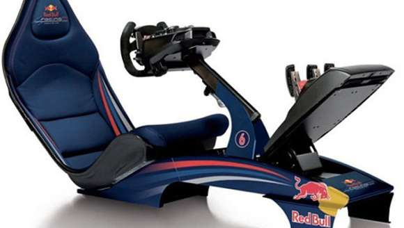 playseat f1 redbull glo