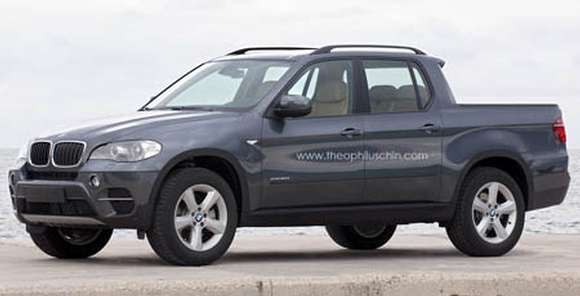 bmw x5 pickup 1 glo
