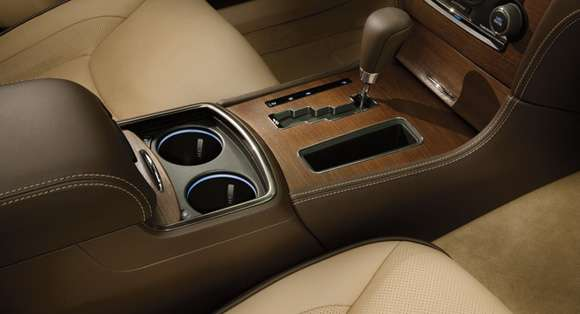 2012 Chrysler 300C Executive Series