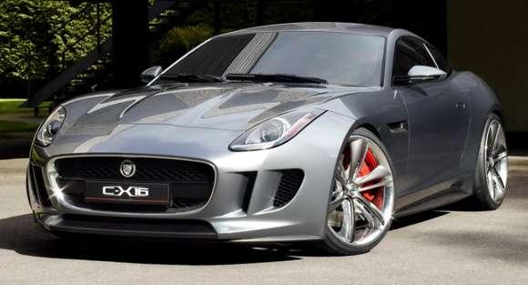 jaguar c x16 production concept 161 glo