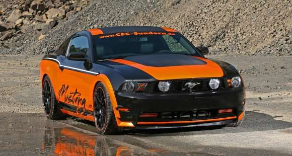 official ford mustang design world 010 glo