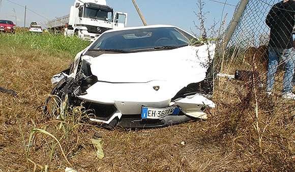 photo update on lamborghini lp7004 aventador crash glo