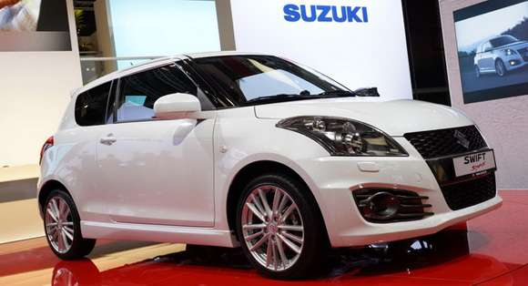suzuki swift sport glo