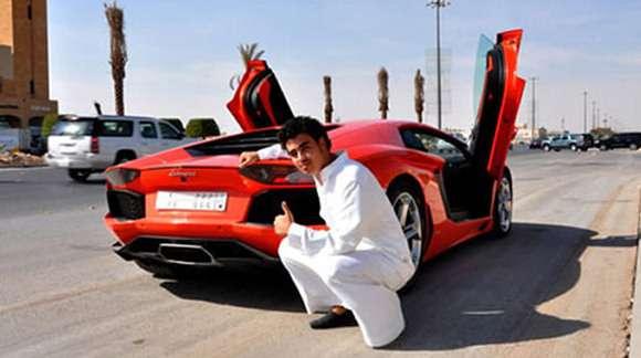 saudia arabiae28099s first lamborghini aventador 1 glo