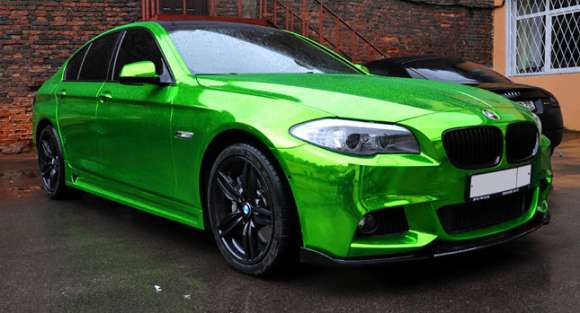 bmw m5 2012 green 16 glo