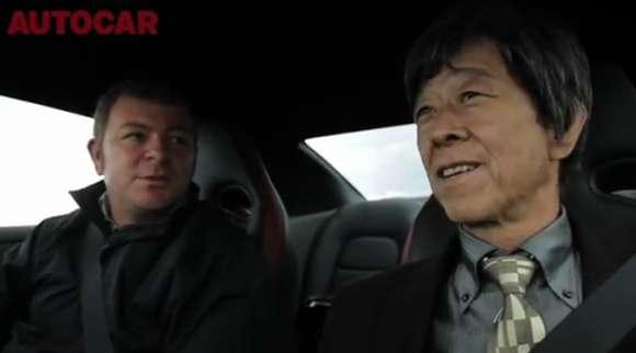 video autocar talks to nissan gtr creator kazutoshi mizuno glo