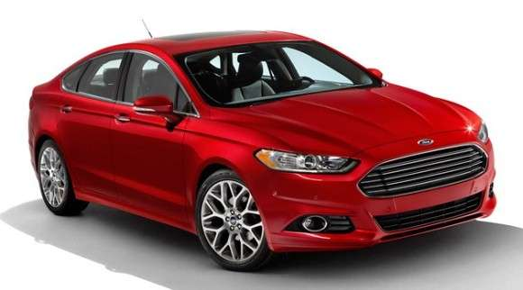 2013 ford fusion lead opt glo
