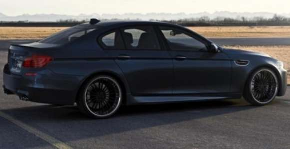 2012 BMW M5 F10 G-Power