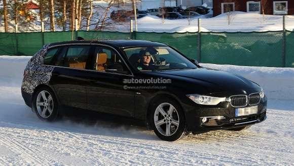 2013 F31 BMW serii 3 Touring
