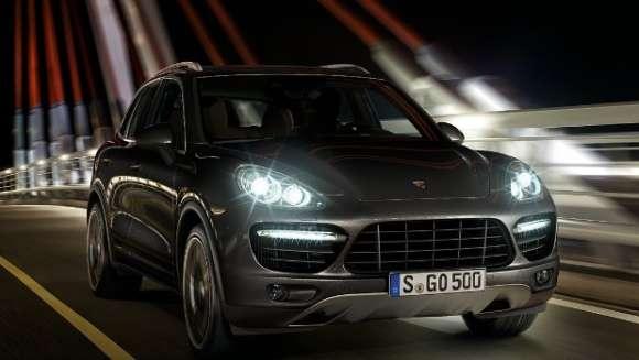 Porsche Cayenne GTS facelifting