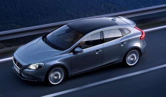 Volvo V40 2013 nowe