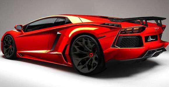 ASMA Lamborghini Aventador