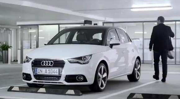 Audi A1 Sportback reklama