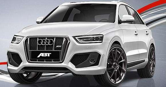 ABT Audi SQ3