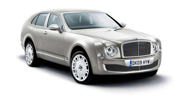 Bentley SUV genewa