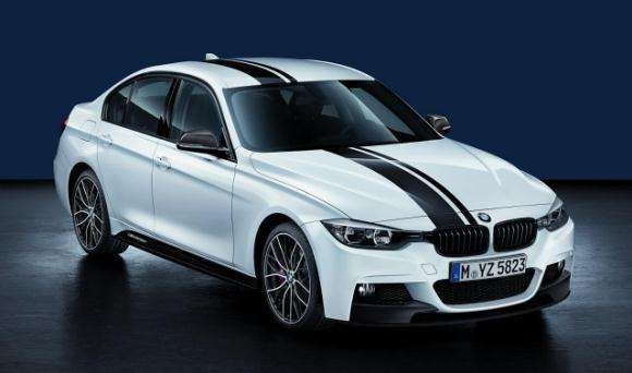BMW serii 3 pakiet M Performance