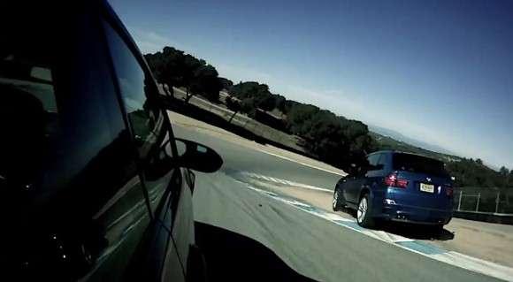 BMW M3 vs X5M