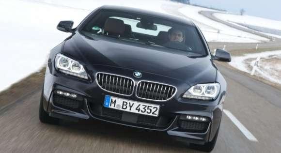 BMW 640d xDrive oficjalne