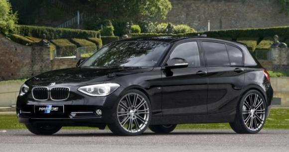 BMW serii 1 f20 hartge