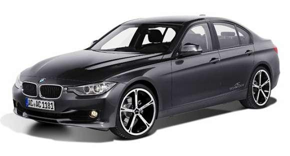 BMW serii 3 F30 AC Schnitzer