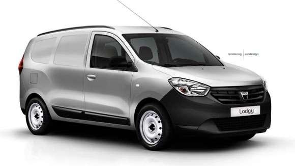 Dacia Dokker Lodgy VAN