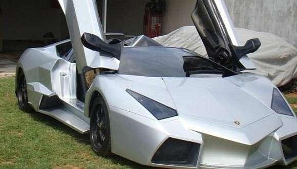 Lamborghini Reventon replika