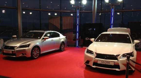 Nowy Lexus GS w Polsce