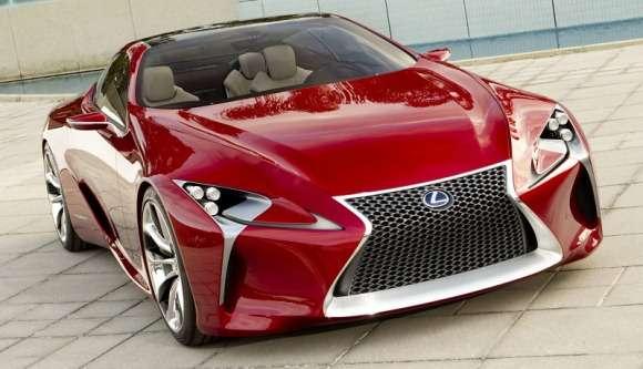 Lexus LF-LC koncept