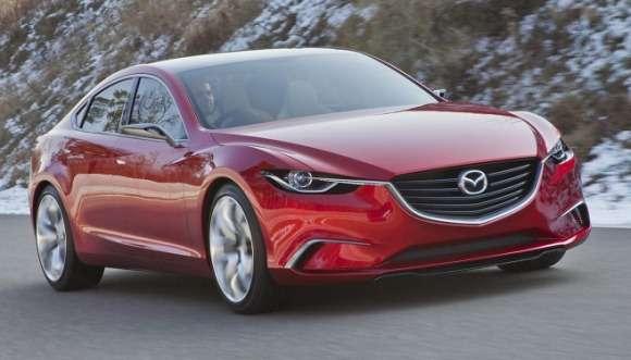 Mazda Takeri koncept