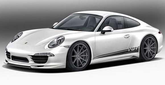 Porsche 911 Vorsteiner